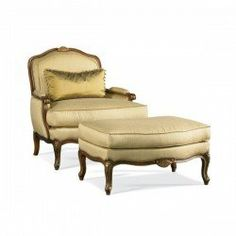 Hickory White Upholstery Chair
