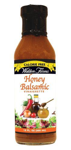 Walden Farms Honey Balsamic Vinaigrette -355ml