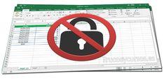 Excel deja de funcionar, se bloquea y no se cierra
