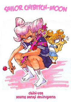 Sailor Moon / Chibi Moon