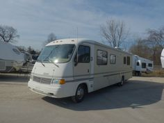 Used 1993 Rexhall Vision XL31 Motor Home Class A at General RV   White Lake, MI   #139360