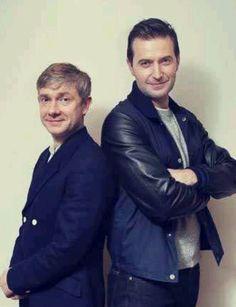 Martin & Richard