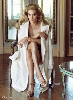Kate Winslet by Annie Leibovitz, 2008