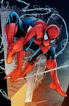#Spiderman #Fan #Art. (Spider Man) By: DexterVines & Royhobbitz. ÅWESOMENESS!!!™ ÅÅÅ+