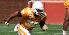 Five On The Rise: Tennessee Vols football second spring edition