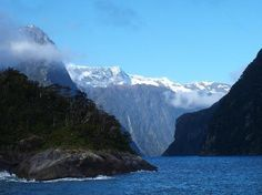 Milford Sounds - there is nothing to say about its beauty