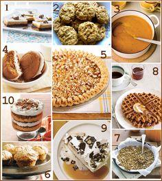 Pumpkin Possibilites - Top 10 Pumpkin Recipes