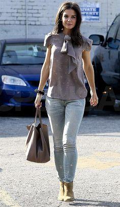 Katie Holmes Styles - Celebrity Fashion | Styles Hut