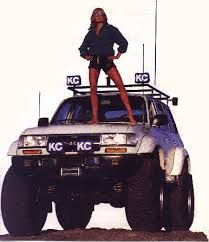 Image result for pictures of modified 80 series landcruiser