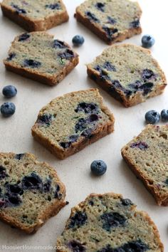 Blueberry Zucchini B