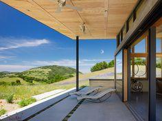 Caterpillar House / Feldman Architecture / Santa Lucia Preserve, California