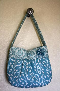 Not so Big, Big Bag by Sonia Barton   Sewing Pattern - Looking for your next project? You're going to love Not so Big, Big Bag by designer Sonia Barton. - via @Craftsy