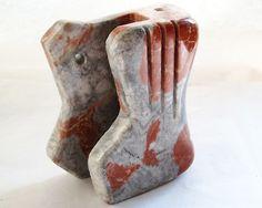 marble sculpture by myungsook jeon