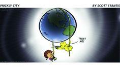 Scott Stantis   Editorial cartoonist of the Chicago Tribune