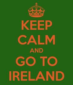 Go to Ireland. @curtisrotton