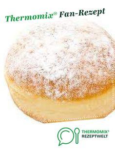 Berliner aus dem Backofen von franknaber. Ein Thermomix ® Rezept aus der Kategorie Backen süß auf www.rezeptwelt.de, der Thermomix ® Community.