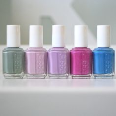 Essie Spring 2013 Madison Ave-Hue Collection : Swatches & Comparisons   Essie Envy