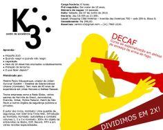 Decaf - Defesa contra Ameaça de Arma de Fogo, curso da kombato, self-defense, defesa pessoal