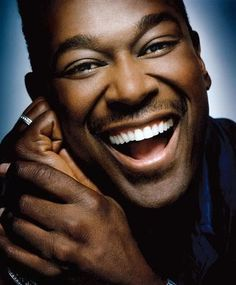 Luther Vandross: a real iconic musician. We'll never have another like him.