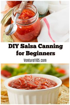 DIY Salsa Canning for Beginners: Use Up Ripe Tomatoes – – Gardening for beginners and gardening ideas tips kids Canning Vegetables, Canning Tomatoes, Garden Tomatoes, Canning Squash, Salsa Canning Recipes, Canning Salsa, Canning Homemade Salsa, Canning Pressure Cooker, Pressure Cooker Recipes