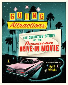I want to go to a drive in movie with my friends.