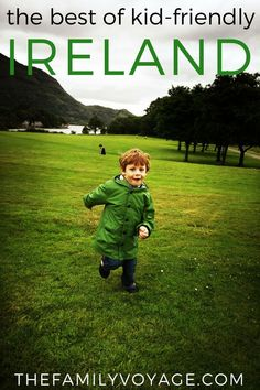 Traveling to Ireland with kids? Read our family-friendly Ireland travel guide for the best Ireland road trip itinerary, activities and accommodations for your trip! #Ireland #Europe #travel #familytravel #travelwithkids #Dublin #Killarney #Dingle #Kerry #WildAtlanticWay #roadtrip