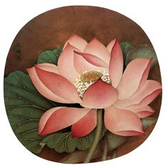 Lotus out of water, #Gongbihua #Song #Dynasty