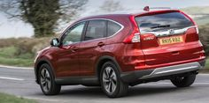 Honda's Latest CR-V, the 9-Speed Automatic Reviewed.  A big, comfy family SUV, practical, roomy, easy to drive, just how a best-selling SUV should be.  #honda #SUV #4x4 #familycar