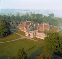 Rockingham Castle, Northamptonshire, England