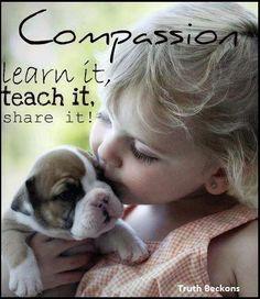 Compassion quote.