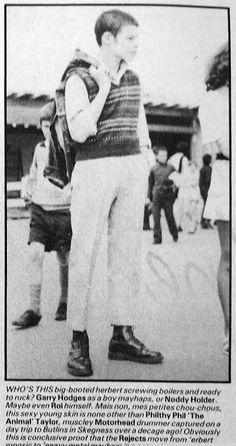 """25th April 1981 - """"Sounds"""", UK music paper. - Sottoculture"""