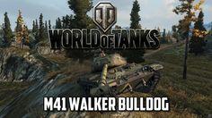 Wspaniały meczyk gracza PEPE013 z klanu PMHCA na czołgu M41 Walker Bulldog w grze World of Tanks.