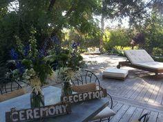 Napa Valley Wedding - Enchanted Florist