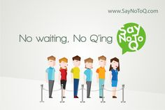 "#Restaurant Oakaz is now wait free. Before visiting Oakaz next time use ""#SayNoToQ Now""app and get 10% #discount!"