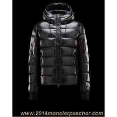 Doudoune Moncler Homme Aubert Noir Vente Winter Jackets, Men s Jackets,  Winter Coats, Jackets 023ee1ae625
