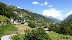 Ferden, Lötschental, Wallis, Switzerland