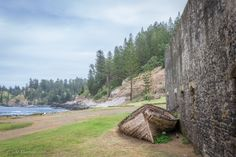 """It's Over"" Captured on Norfolk Island Australia). Norfolk Island  is a small island in the Pacific Ocean located between Australia, New Zealand and New Caledonia. The island served as a convict penal settlement until May 1855, except for an 11-year hiatus between 1814 and 1825, when it was abandoned. The wall is a part of an mill, where the prisoners were working in a circle for hours, turning a huge grindstone."