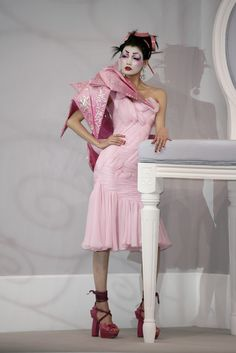 Christian Dior Spring 2007 Runway Pictures - Livingly