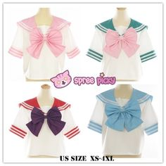 "We've Got New Colors for the Exclusive Custom made seifuku! Which you like better :)  Great quality and good sewing skill for the uniform, you can find no where!  just 25.99-29.99$ Free Shipping Worldwide!  and we offer custom made service for you too! Matching skirts will be up on store soon!  Will upload to the store soon  Oh, by the way, did you download our andriod app on google play? Just search ""spreepicky"" you will find it!  the iOs version wait another 15days   Thank you for all your…"