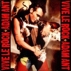 Adam Ant - Vive Le Rock [1985]