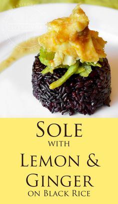 sole with lemon and ginger the bright and punchy flavours of lemon ...