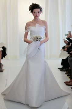 The Best in Spring Bridal Gowns - TownandCountryMag.com
