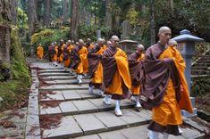 koyasan okunoin monks