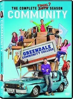Community: The Complete Sixth Season