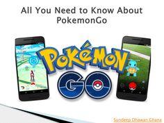 Sundeep Dhawan Ghana - PokemonGo  Pokemon Go is the latest craze and people are…