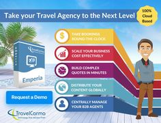 Our Online Travel Agency Software helps travel agencies sell flights, hotels and packages online, manage reservations, connect to multiple travel suppliers, manage inventory and build quotations. Complex Quotes, Software Products, Online Travel, Tour Operator, Cloud Based, Travel Agency, Traveling By Yourself, Scale, Tours