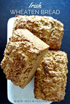 Irish Wheaten Bread Recipe Ireland's culinary increase means that talented chefs around the world are Irish Bread, Irish Soda Bread Recipe, Bread Machine Recipes, Bread Recipes, Cooking Recipes, Easy Recipes, Moist Cakes, Irish Recipes, Bread Baking
