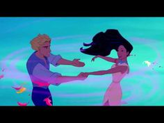 Pocahontas - Colors of the Wind. Might be my favorite Disney song...I used to sing this all the time when I was little