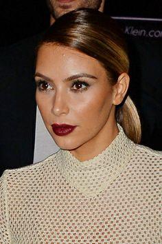 tendencia labios rojos looks celebridades