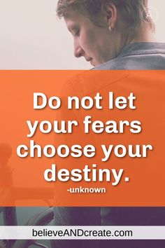 Don't allow fear to control your life . choose faith instead. Learn how to build confidence and courage and create a life you love. Building Self Esteem, Confidence Building, Negative Self Talk, Negative Thoughts, Self Development, Personal Development, Transform Your Life, Love Your Life, Life Purpose